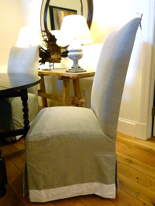One beautiful dining chair!