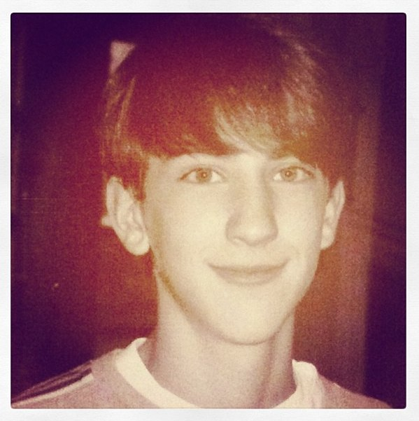 """Ryan Patrick Miller. The handsome guy known to most folks as """"Dooley"""""""
