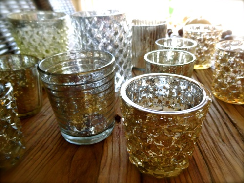Mercury Glass Love | thelovelybee
