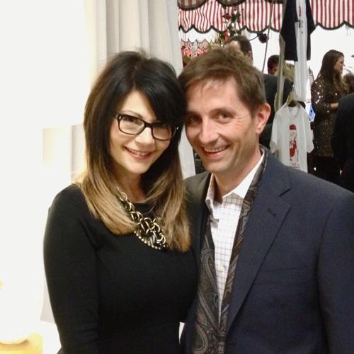Lisa and Todd