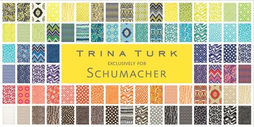 Trina Turk Outdoor Fabrics available at SummerHouse | Rigeland, MS