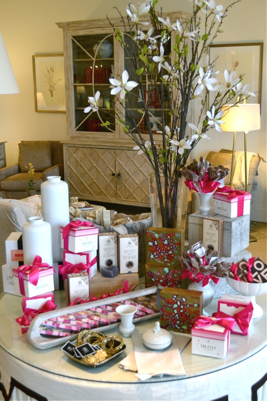 Valentine's Candy | SummerHouse in Ridgeland, MS