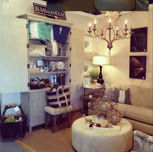 SummerHouse | Interiors Market Booth | Mississippi