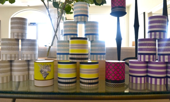 New Designers Guild Candles!