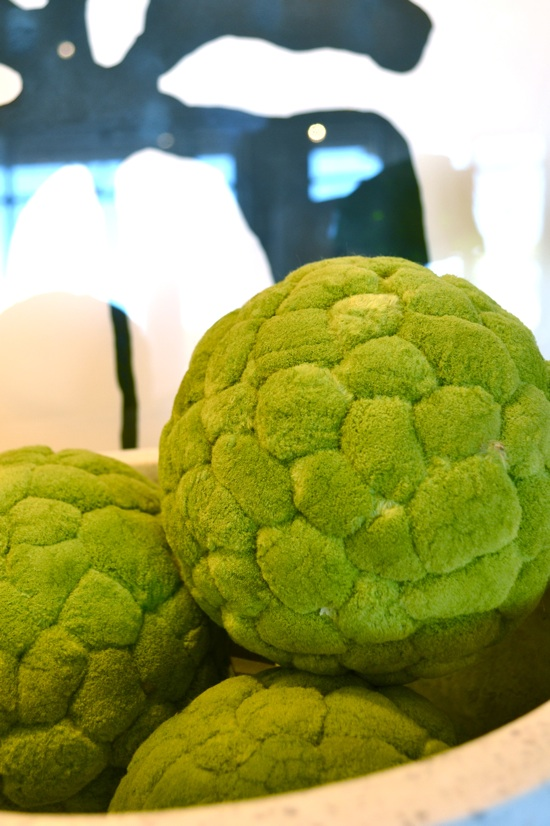 Gorgeous Greens: Cattail Balls