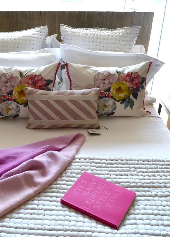 Pink Bedroom Perfection | SummerHouse | Ridgeland, MS