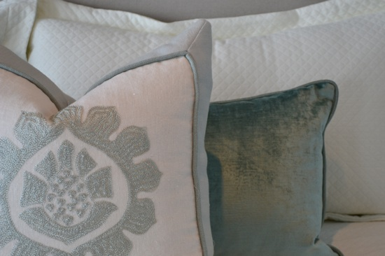 Master Bedroom by Elizabeth Gullett at SummerHouse   Ridgeland, MS