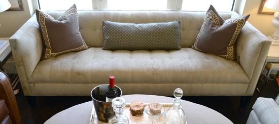 Mitchell Gold + Bob Williams furniture at SummerHouse   Ridgeland, MS