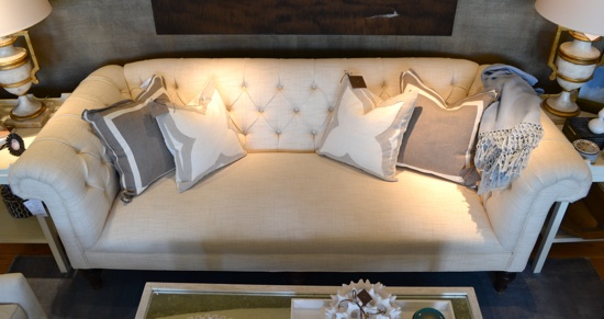 Mitchell Gold + Bob Williams furniture at SummerHouse | Ridgeland, MS