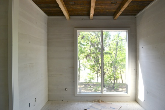 """The Cabin"" project progress 