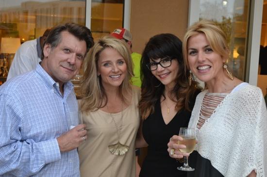 Barry Dixon Event at SummerHouse // Ridgeland, MS