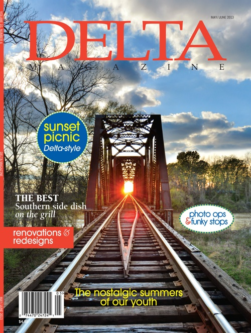 May / June Issue of Delta Magazine