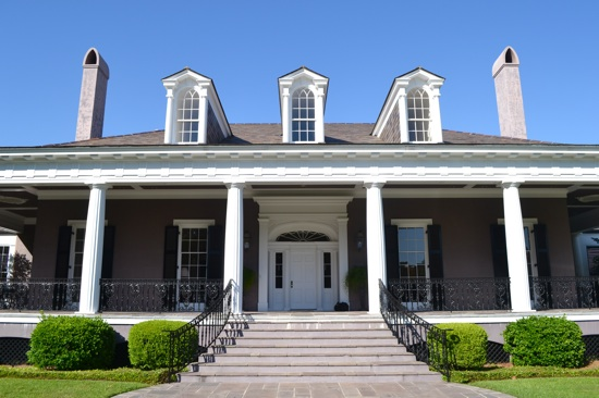 Residence designed by SummerHouse // Ridgeland, MS
