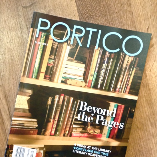 Portico Jackson: May Issue