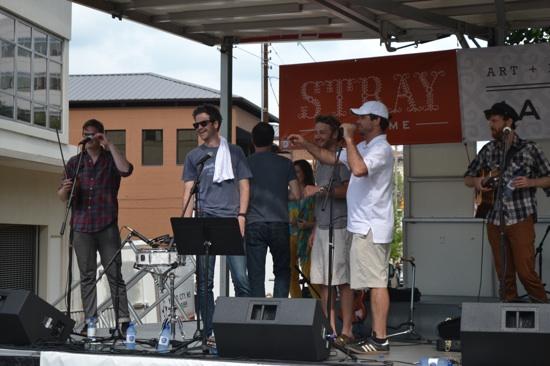 Stray at Home Art & Music Festival | Jackson, MS