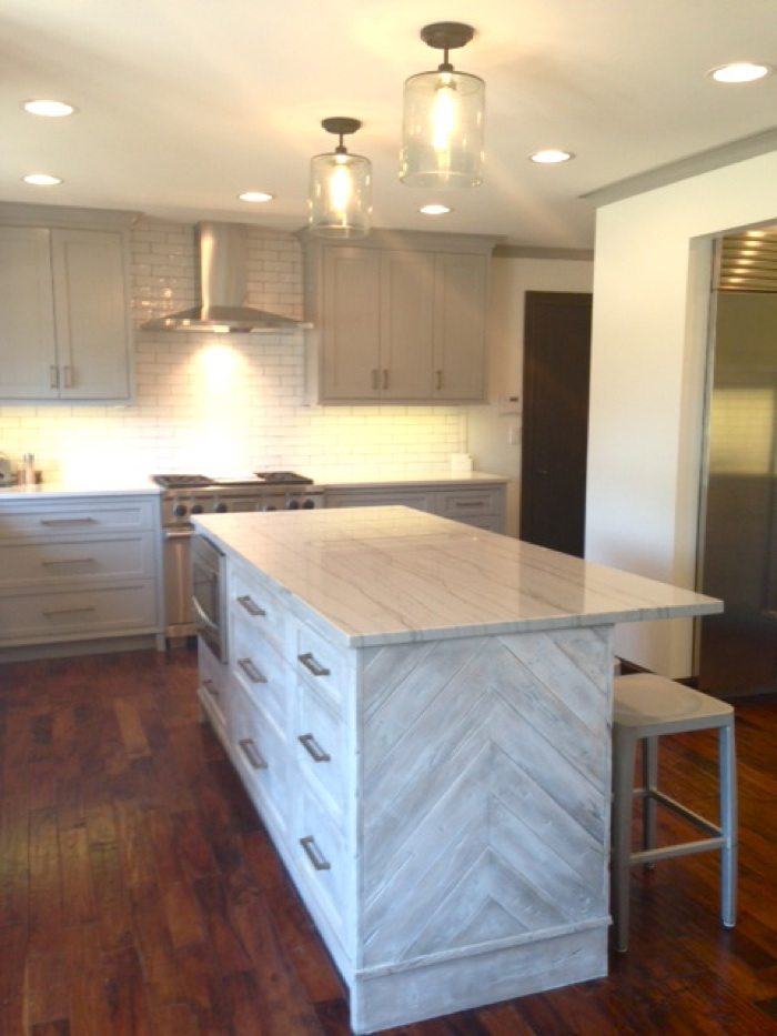 Before and After | Kansas Kitchen | Designer Lindsey Townsend