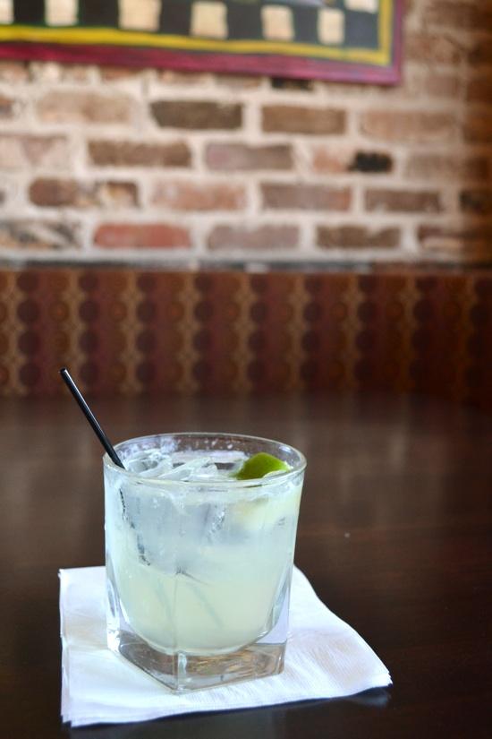 Julep's Summer Cocktail