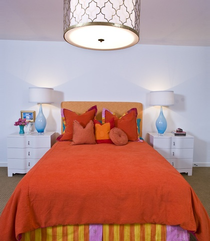 Guest Bedroom design by Lisa Palmer // SummerHouse