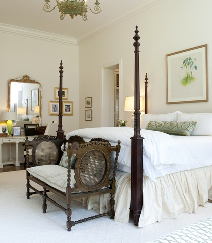 Master Bedroom design by Lisa Palmer // SummerHouse