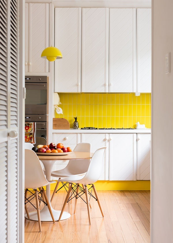 Color Crush: Yellow // The Lovely Bee for Olive You Darling