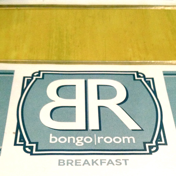 Bongo Room in Chicago // The Lovely Bee