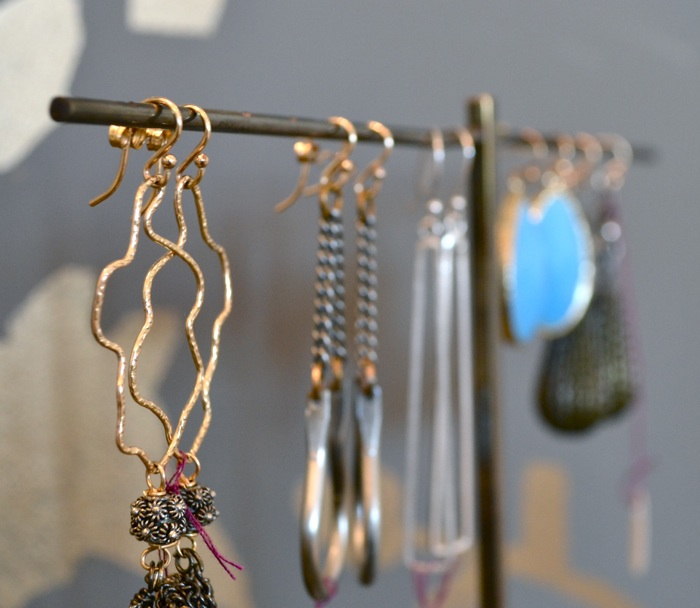 jewelry at SummerHouse // Ridgeland, MS