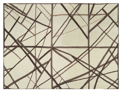 Channels Taupe/Ivory by Kelly Wearstler // SummerHouse, Ridgeland, MS