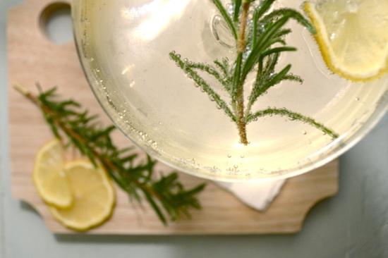 Elderflower Cider // { THE HIVE }