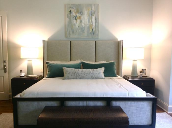 Master Bedroom // SummerHouse