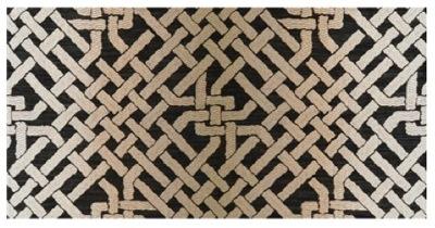 Ombre Maze/Ebony by Kelly Wearstler // SummerHouse, Ridgeland, MS