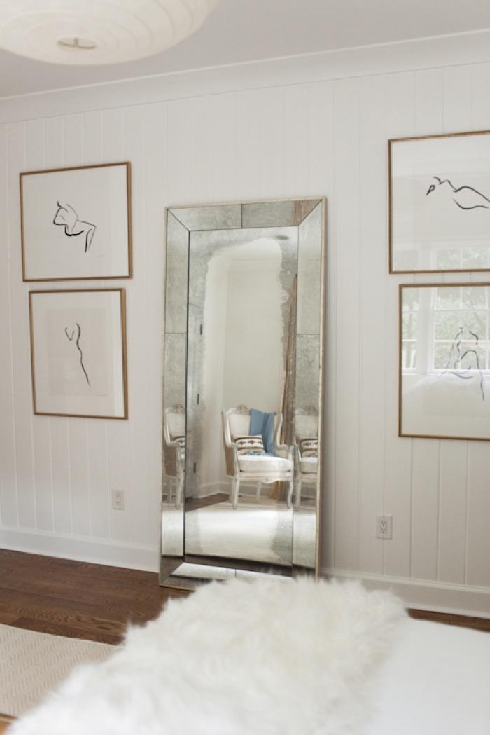 Bedroom by Lisa Palmer // SummerHouse // Ridgeland, MS