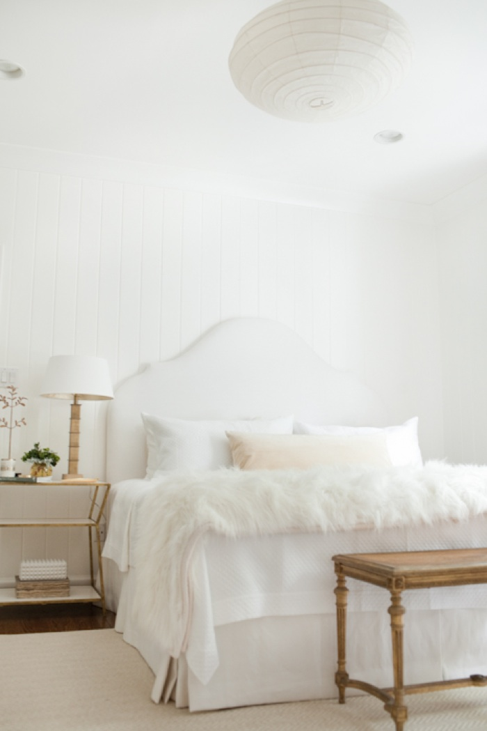Bedroom by Lisa Palmer // SummerHouse // Ridgeland, MS