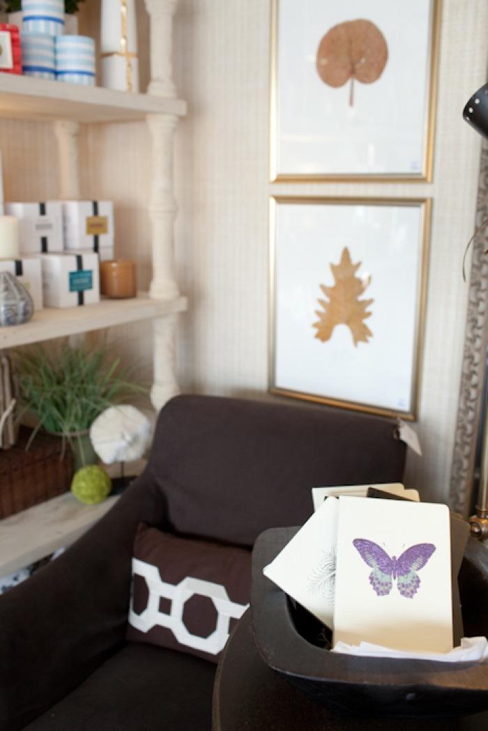 SummerHouse booth @ Interiors Market // Jackson, MS