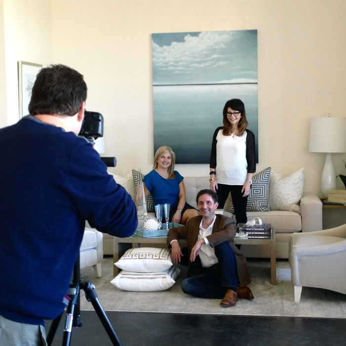 Behind the scenes with The Scout Guide & SummerHouse!