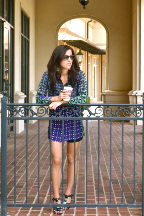 Fashinspiration :: The Tunic Top // { THE HIVE }