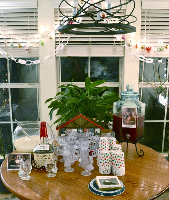 Nice Christmas Vacation Party Ideas Part - 4: Christmas With Cousin Eddie // Christmas Vacation Themed Party // { THE  HIVE }
