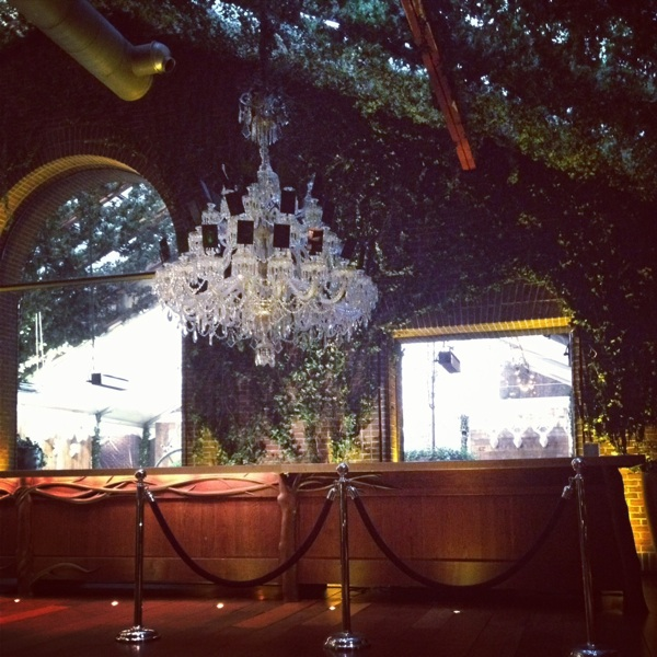 Lobby at The Hudson Hotel in NYC // { THE HIVE }