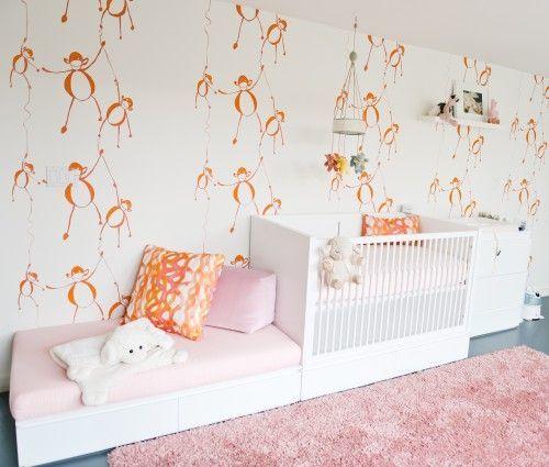 Beautiful nursery inspiration! // THE HIVE