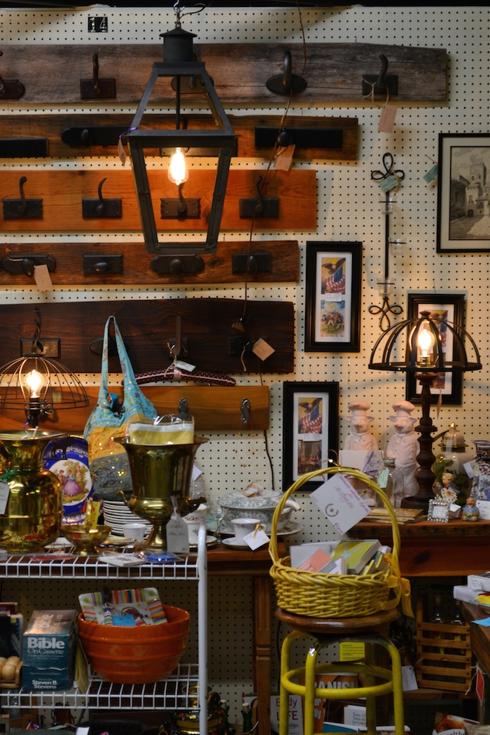 Retro Vintagers at High Street Antiques in Jackson MS