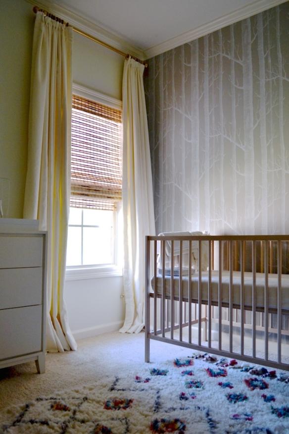 Gender Neutral Nursery // THE HIVE