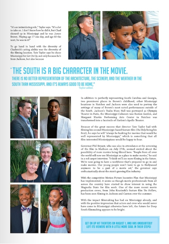 Get On Up in Social South // THE HIVE